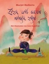 Marjet Huiberts , Ziza wil geen ninja zijn