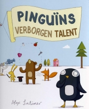 Alex  Latimer Pingu?ns verborgen talent