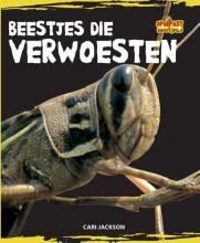 Cari  Jackson Beestjes die verwoesten
