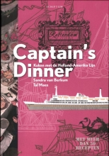 Tal Maes Sandra van Berkum, Captain`s dinner