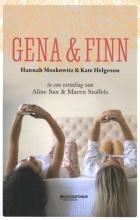 Kat Helgeson Hannah Moskowitz, Gena & Finn