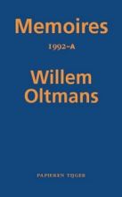 Willem Oltmans , Memoires 1992-A