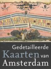Marc Hameleers , Gedetailleerde kaarten van Amsterdam