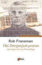 Rob  Fransman Verbum Holocaust Bibliotheek Het Demjanjuk-proces