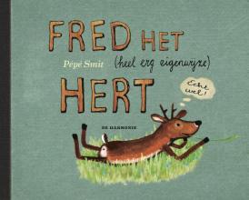 Pepe  Smit Fred het (heel erg eigenwijze) hert