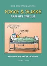John Stuart  Reid, Bastiaan  Geleijnse,  van Tol Fokke & Sukke aan het infuus