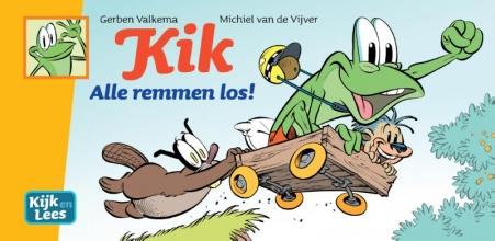 Michiel Van de Vijver Gerben Valkema, Kik
