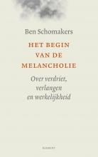 Ben Schomakers , Het begin van de melancholie