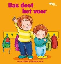 Corien  Oranje Bas doet het voor