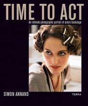 Simon Annand , Time to Act
