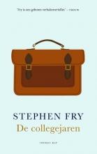 Stephen Fry , , De collegejaren