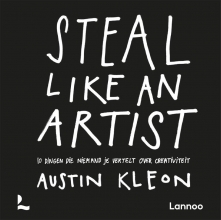 Austin Kleon , Steal like an artist