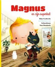 Crabeels, Kim / Van Doninck, Sebastiaan Magnus en zijn superkat