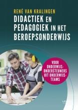 René van Kralingen , Didactiek en pedagogiek in het beroepsonderwijs