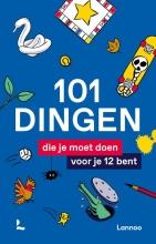 , 101 dingen die je moet doen voor je 12 bent