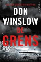 Don  Winslow De grens