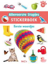 , Stickerboek eerste woordjes 2+