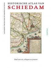 Laurens  Priester, Henk  Slechte, Geert  Medema, Hans van der Sloot Historische atlas van Schiedam