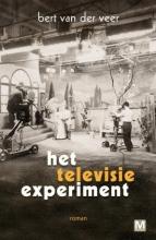 Bert van der Veer Het televisie experiment