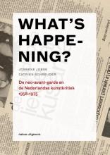 Catrien Schreuder Jonneke Jobse, Whats happening!