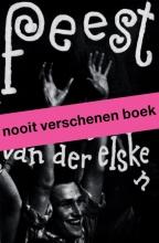 Hans Rooseboom Mattie Boom, Feest. Ed van der Elsken