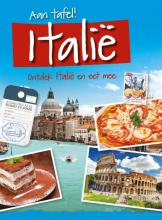 Tracey  Kelly Ontdek Italië en eet mee