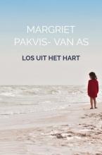 Margriet Pakvis- van As , Los uit het hart