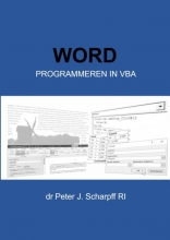 Dr Peter J. Scharpff RI , Word Programmeren in VBA