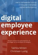 Tabhita Minten Christiaan Lustig , Digital employee experience