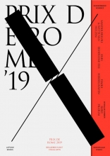 , Prix de Rome 2019. Beeldende Kunst Visual Arts