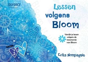 Erika Kompagnie , Lessen volgens Bloom