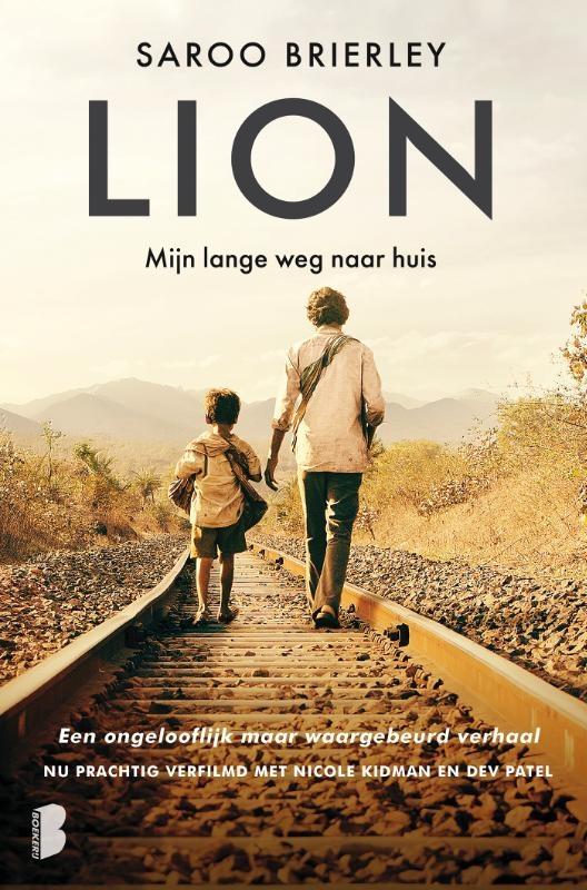 Saroo Brierley,Lion