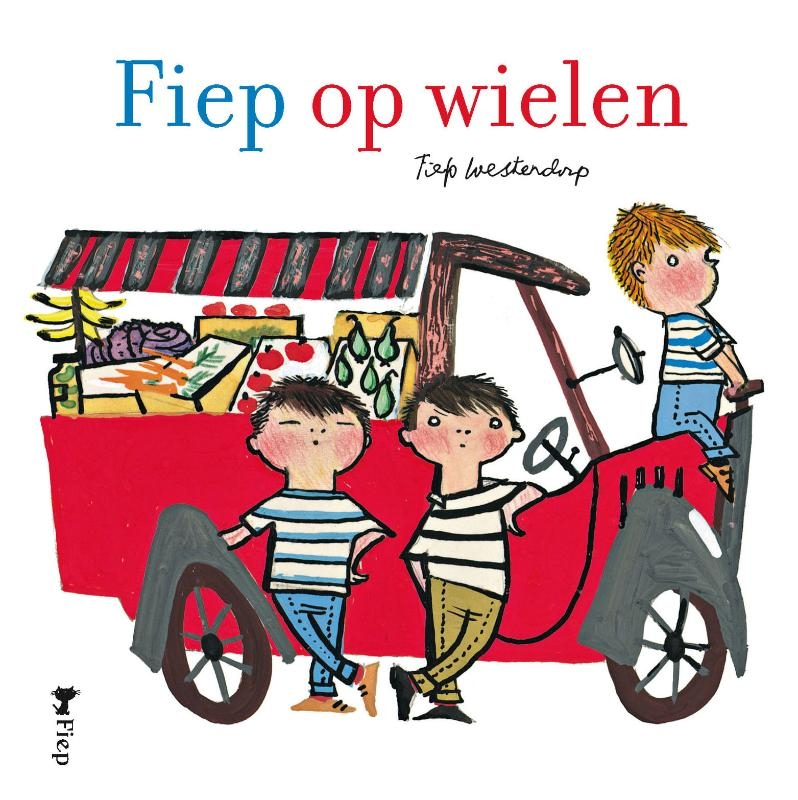 Fiep Westendorp,Fiep op wielen