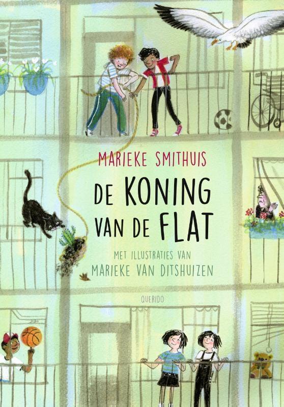 Marieke Smithuis,De koning van de flat