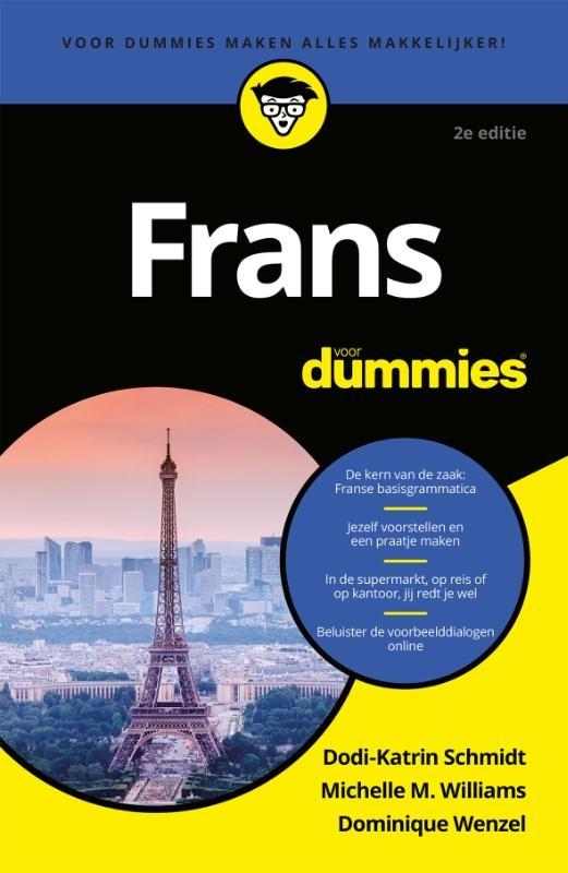 Dodi-Katrin Schmidt, Michelle M. Williams, Dominique Wenzel,Frans voor Dummies