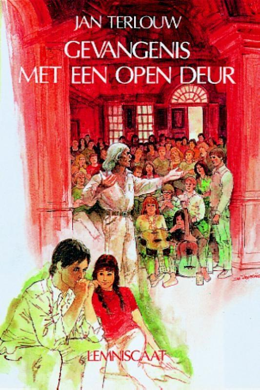 Jan Terlouw,Gevangenis met een open deur