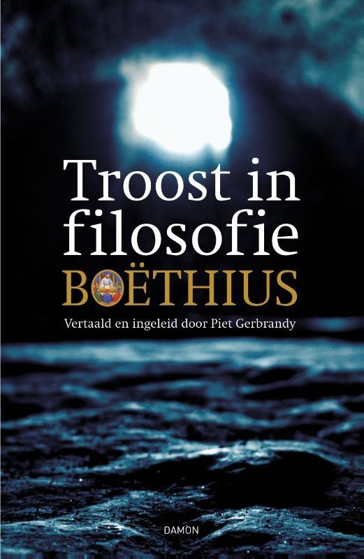 Boëthius,Troost in filosofie