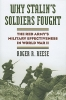<b>Reese, Roger R.</b>,Why Stalin`s Soldiers Fought