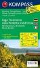 ,Lago Trasimeno - Area Protetta Val d` Orcia - Montepulciano - Montalcino - Monte Amiata 1 : 50 000