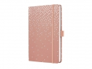,notitieboek Sigel Jolie Beauty A5 hardcover gelinieerd      `pearly magic`