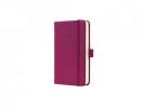 ,notitieboek Sigel Conceptum Pure hardcover A6 Wild Pink     geruit