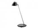 ,bureaulamp Alco LED zwart/zilver 0,416 watt 12 LEDS 230 volt