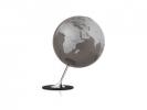 ,globe Anglo Slate 25cm diameter metaal / chrome