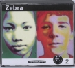 ,Zebra 2 audio cd set 5 ex.