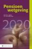 E. Lutjens, P.J.M. Akkermans,Pensioenwetgeving 2020