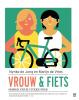 <b>Nynke de Jong, Marijn de Vries</b>,Vrouw en fiets