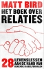 <b>Matt  Bird</b>,Het Boek over relaties