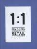 <b>Michel van Tongeren</b>,Een op een, de essentie van retail branding en design