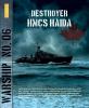 Rindert  Zinderen Bakker,Warship 06: HMCS Haida