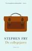 <b>Stephen Fry</b>,De collegejaren